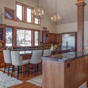 Benear Residence • Hidden Meadows, Deer Valley